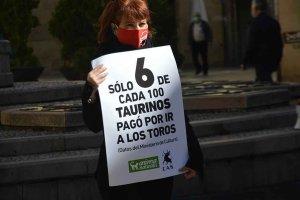 Soria: protesta antitaurina - fotos
