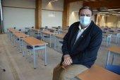El Campus de Soria regresa con clases presenciales