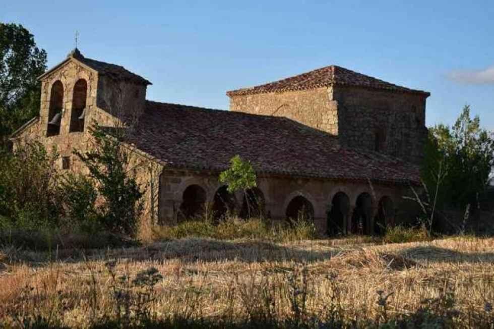 La Junta restaurará iglesia románica de Omeñaca