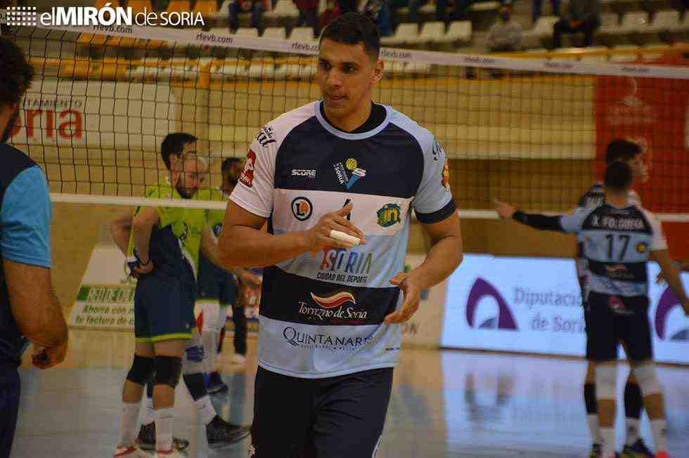El central Igor Silva, en el equipo ideal de la Superliga