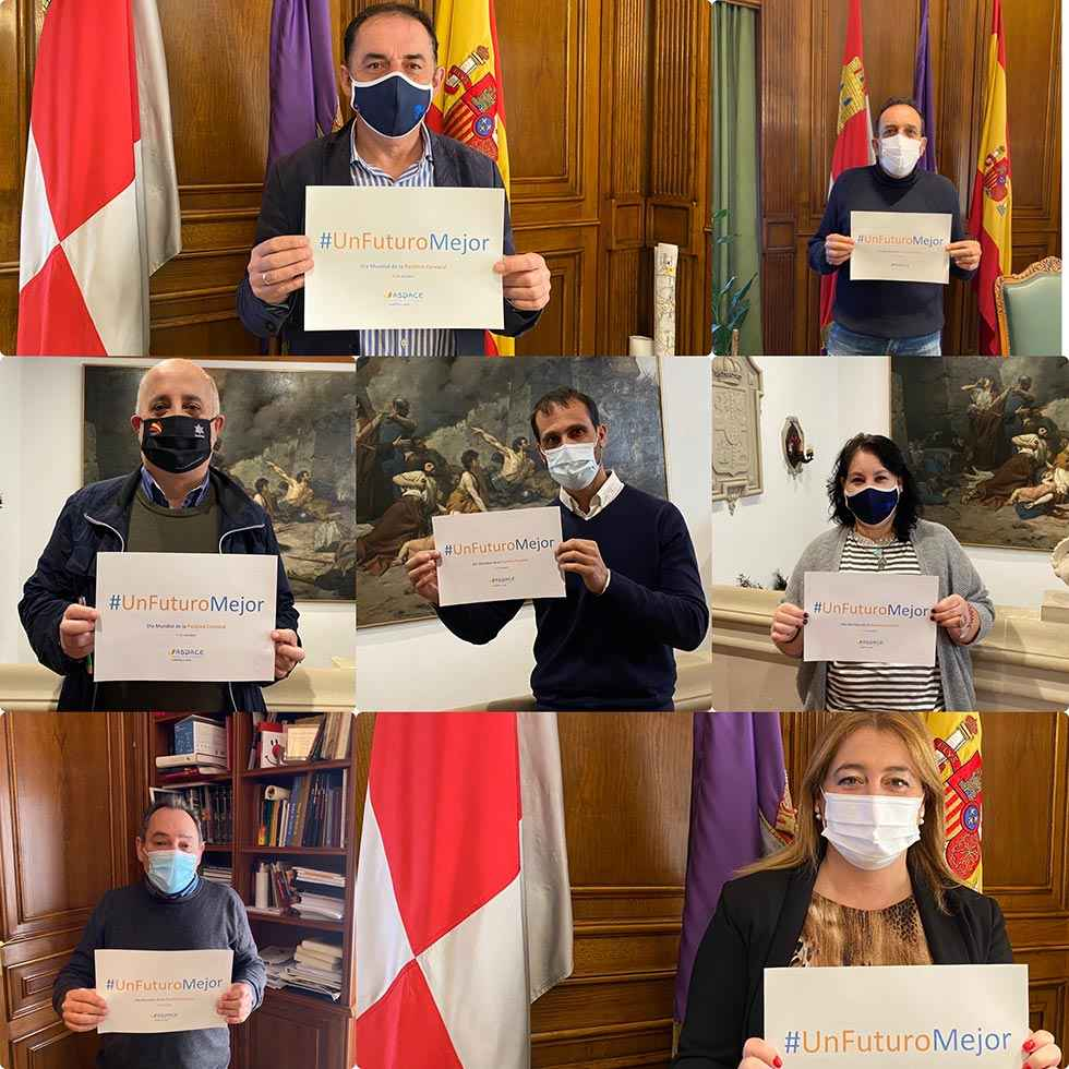 Diputación, con el Día Mundial de la Parálisis Cerebral