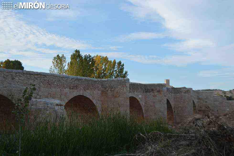 Autorizada la rehabilitación del puente de Langa de Duero