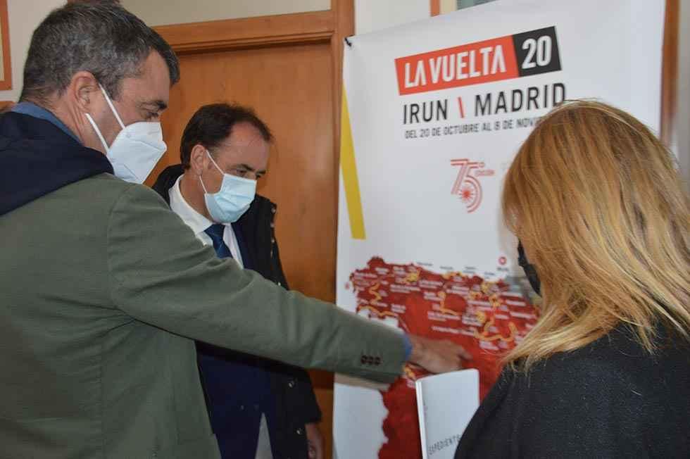 Laguna Negra y Numancia se promocionan en La Vuelta