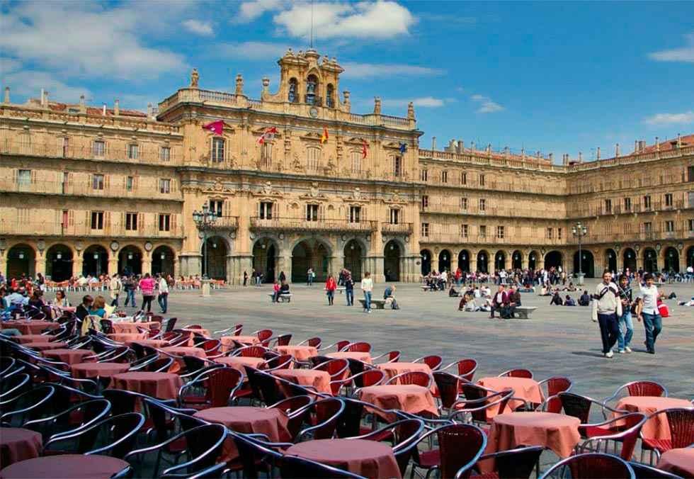 Medidas sanitarias preventivas para Salamanca