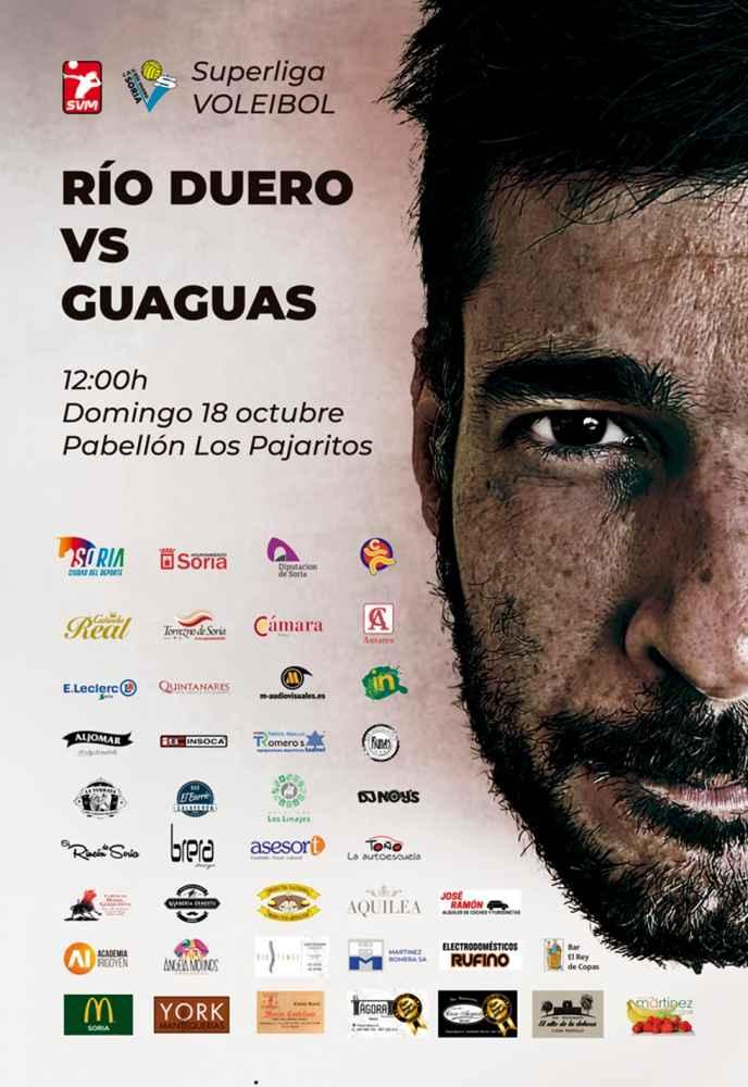 Río Duero-Guaguas: un liderato con sabor a nostalgia