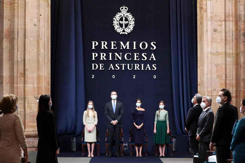 """Felipe VI: """"El esfuerzo del pueblo español no puede ser estéril"""""""