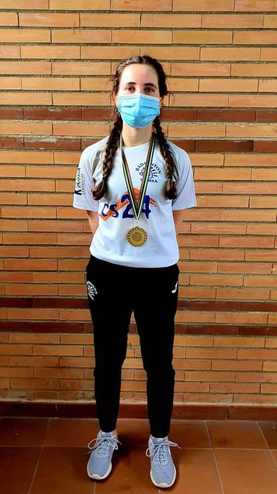 Bádminton: triunfos y podiums en tres competiciones