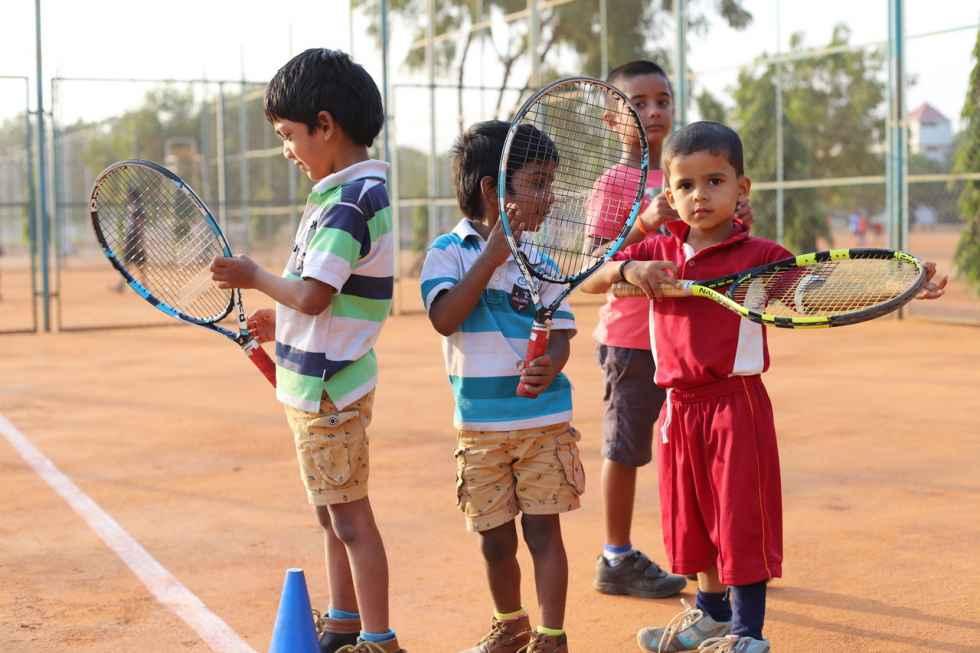 Diez años de tenis para el desarrollo en la India