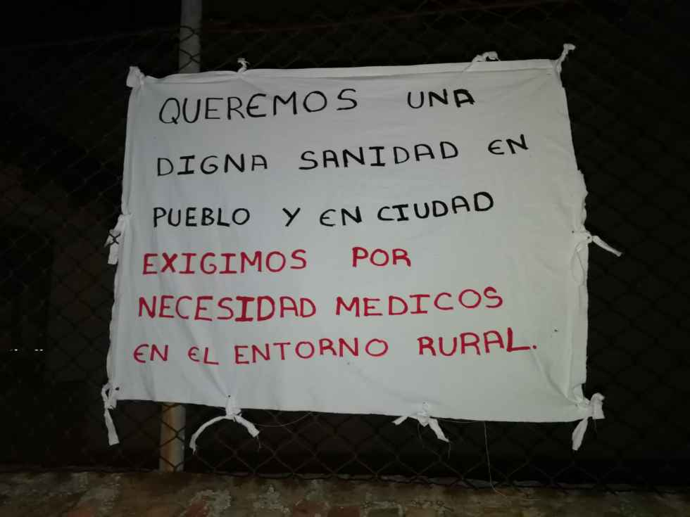 """Quintana Redonda """"se moja"""" por su médico"""