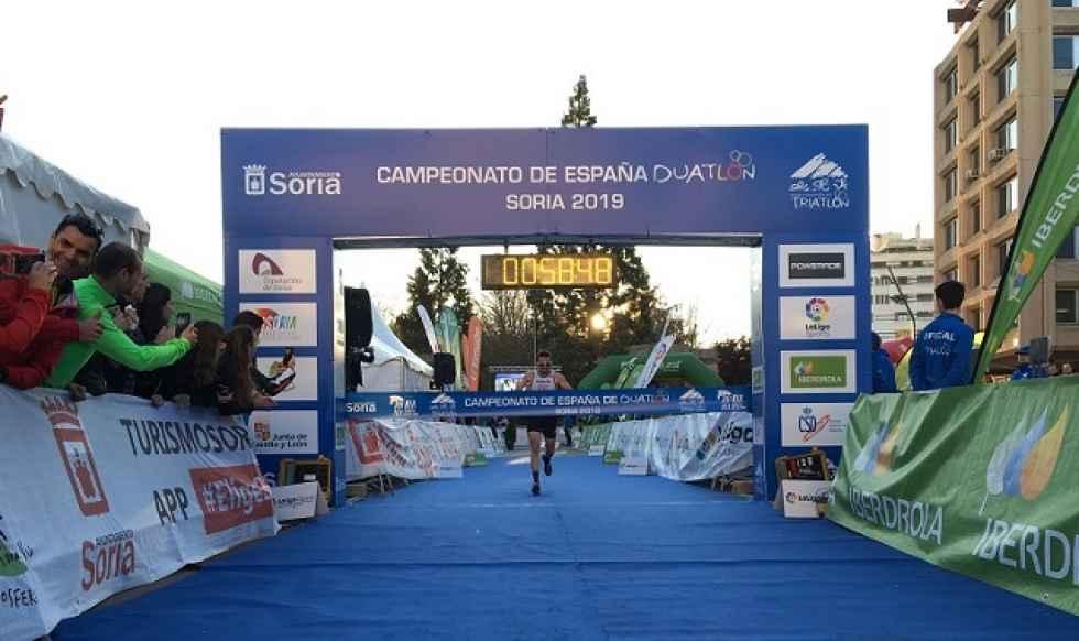 El Duatlón de Soria pone en juego el cetro nacional