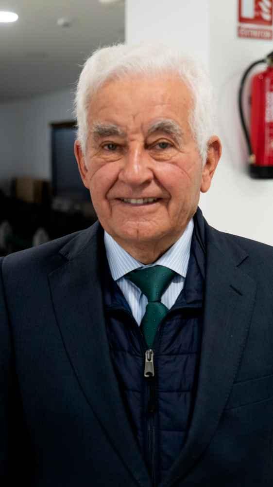 Carlos Martínez Izquierdo, reelegido presidente de CRS
