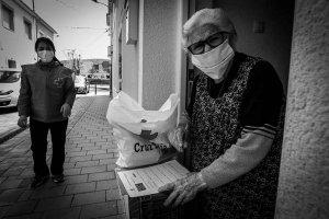Cruz Roja atiende a 2,5 millones de personas durante Covid