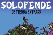 Nuevo trabajo del dúo de rock Solofende