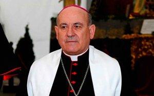 Monseñor Jiménez Zamora, arzobispo emérito de Zaragoza
