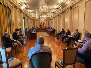 Diputación sale en defensa del orden constitucional
