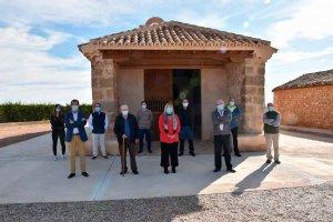Finaliza rehabilitación de ermita de San Roque