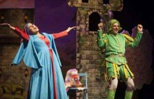 """Rapunzel, una ópera rock para niños """"bajitos y altos"""""""