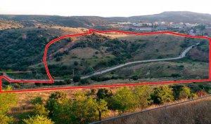 Recogida de firmas contra viviendas en Cerro de los Moros