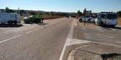 Una vecina de Madrid, víctima mortal en cruce de Berlanga
