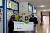 La Fundación Itaka-Escolapios recibe más de 2.300 euros