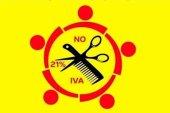 Las peluquerías cierran para reclamar IVA reducido