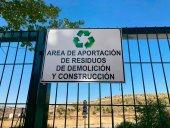 Moción socialista para gestión de residuos de demolición