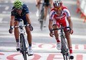 Numancia da la salida a la cuarta etapa de la Vuelta