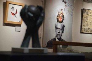 Exposición de 15 años de Memoria Histórica en Soria - fotos