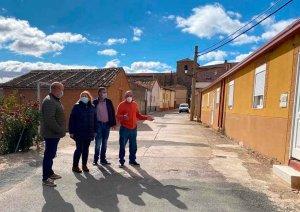 Rehabilitación de dos viviendas sociales en Serón de Nágima