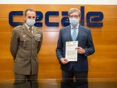 CECALE y Defensa facilitan incorporación al mercado laboral