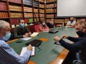 Ronda de reuniones del PP con sindicatos del Ayuntamiento