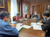 Diputación firma convenio de promocion turística