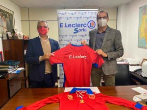 E. Leclerc renueva su compromiso con el Numancia