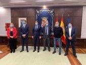 Martínez acusa a la Junta de volver a abandonar a Soria