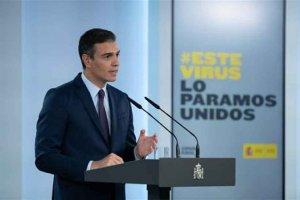 """Pedro Sánchez: """"Queremos y debemos evitar un nuevo confinamiento domiciliario"""""""