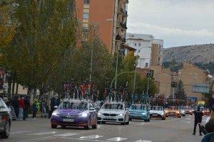 La caravana de la Vuelta Ciclista a España  - fotos