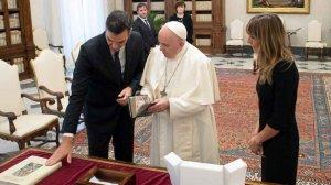 Sánchez y el Papa Francisco apuestan por un mundo más justo