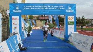 Loher y Osoro, campeones de España de Duatlón MD