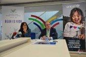 Donación de la Fundación Pedro Navalpotro, a la AECC