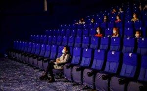Sin contagios en las salas de cine
