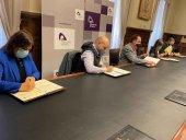 Diputación aporta 40.000 euros a los Grupos de Acción Local