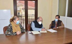 La Junta rehabilita vivienda en Noviercaspara alquiler