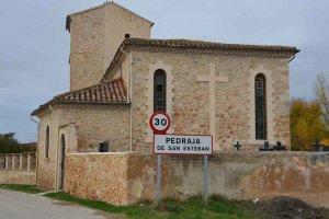 Visita a Pedraja de San Esteban - fotos