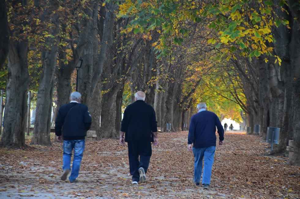 Las nóminas de las pensiones rozan los 10.000 millones