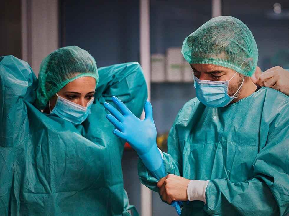 La Junta regula prestaciones obligatorias de personal sanitario