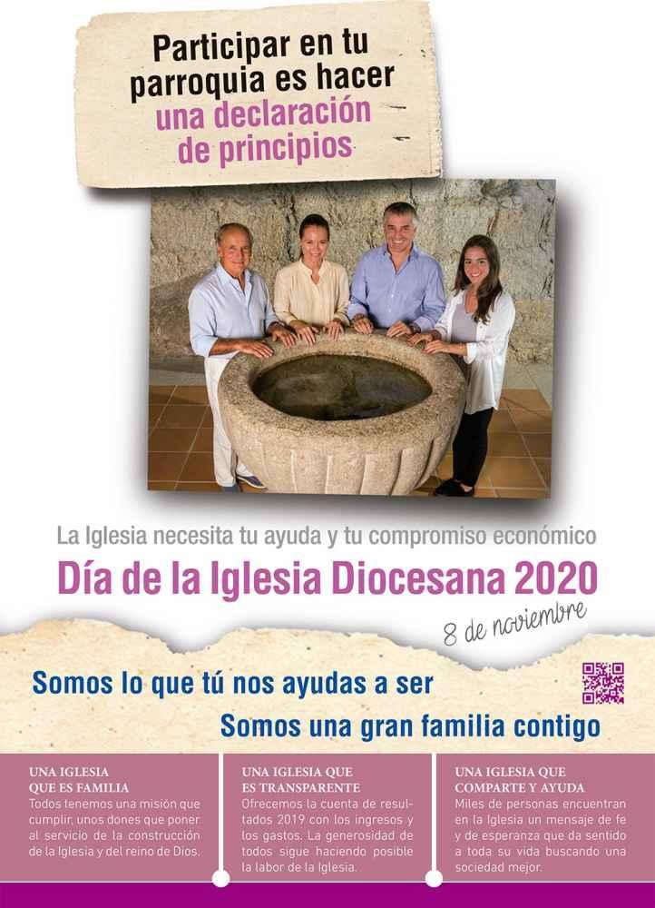 La Diócesis celebra el Día de la Iglesia Diocesana