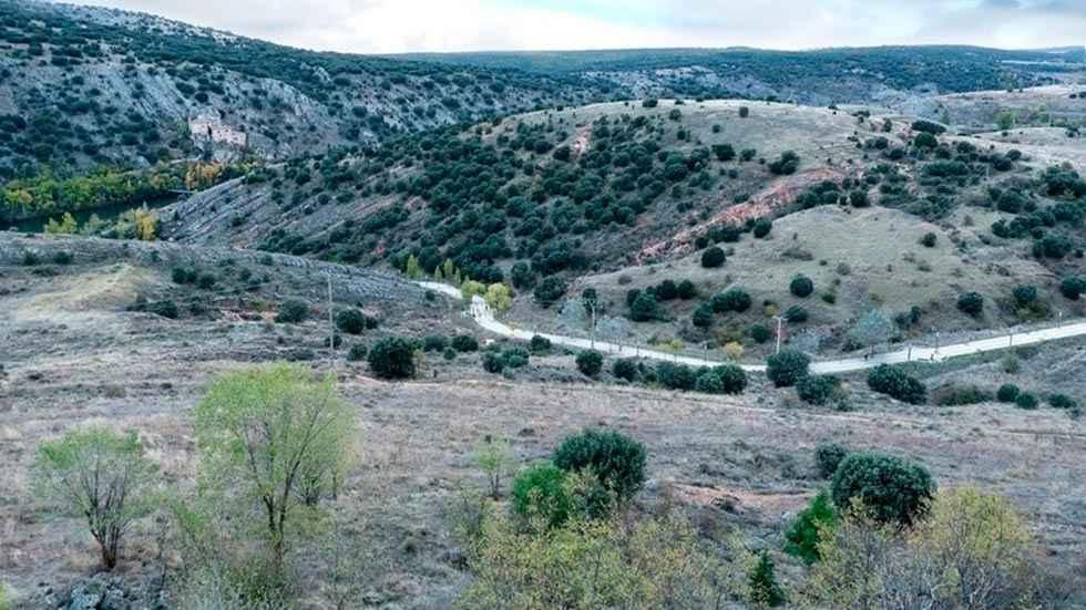 Moción para declarar nulo el convenio del Cerro de los Moros