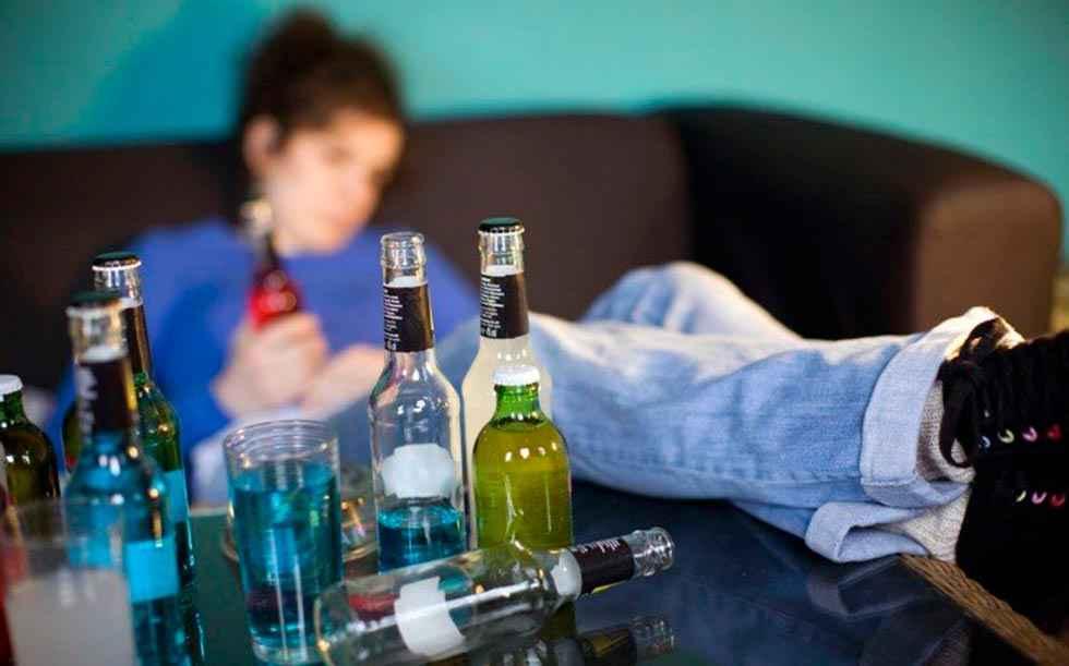 Adolescentes: lo que consumen en alcohol y otras drogas