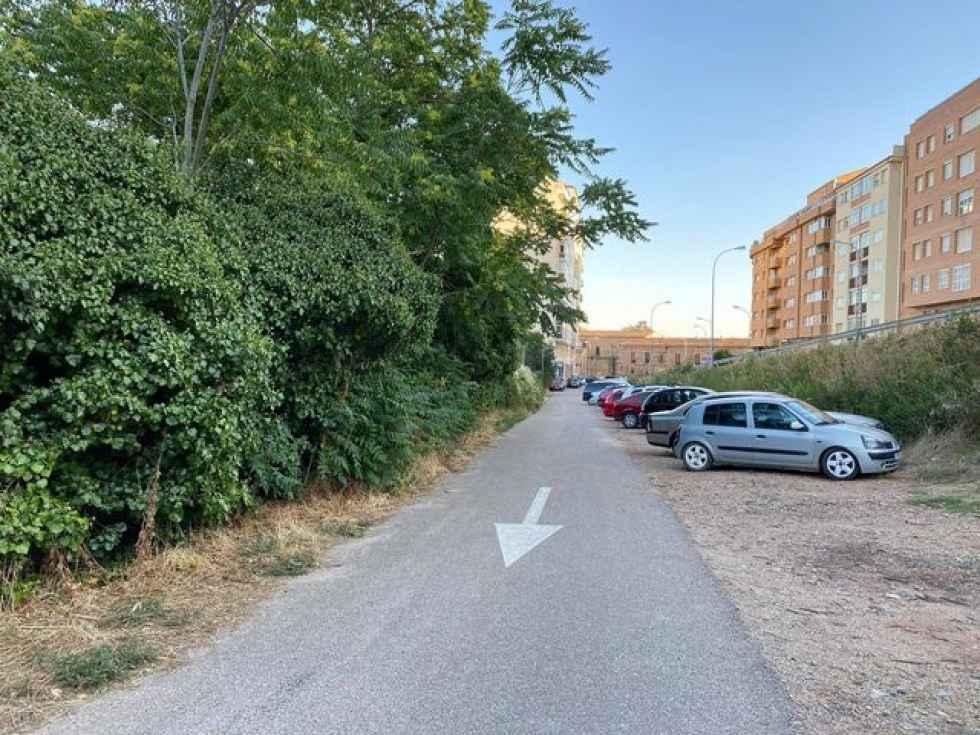 Otro entorno urbano mejorable en la ciudad