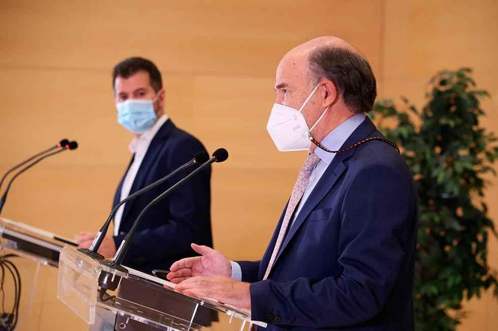 El PSOE presenta medidas para mejorar sanidad pública